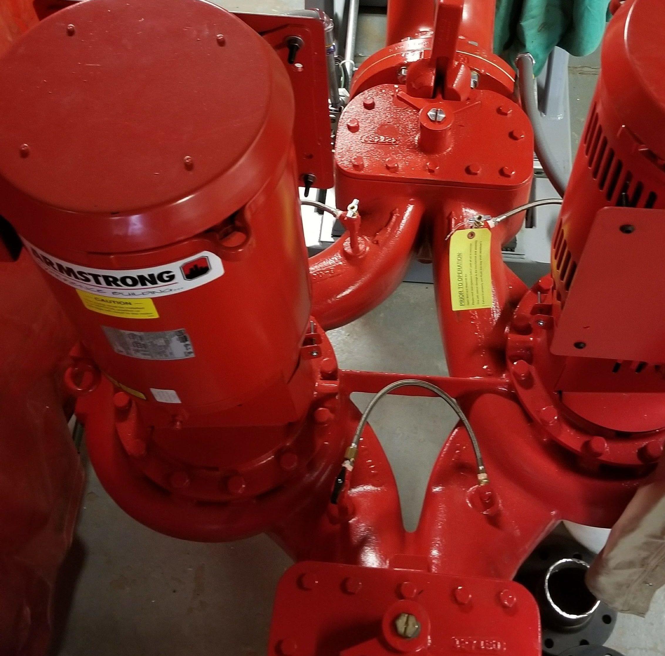 Heat Exchanger Consolidation